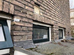 Lintvoegmeting en vloerwaterpassing in Den Haag